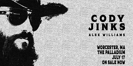 CODY JINKS with special guests tickets