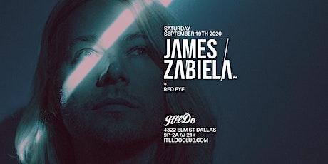 James Zabiela tickets