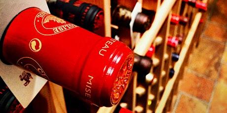Big Bold Reds + Beyond: Virtual Amusée Wine Class tickets