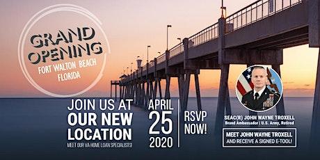 Veterans Lending Group Grand Opening - Fort Walton Beach, FL tickets