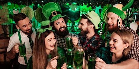 Saint Patricks Mulligan Bar Crawl  tickets