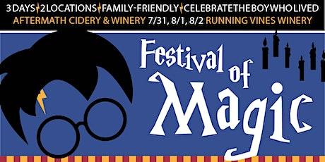 Festival of Magic 2020 tickets