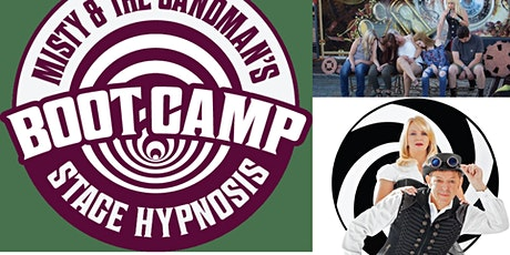 Stage Hypnosis Boot Camp tickets