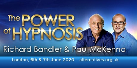 The Power of Hypnosis tickets