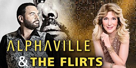 ALPHAVILLE & The Flirts Tickets