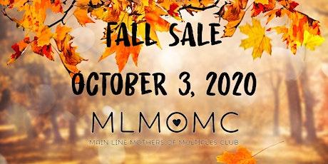 MLMOM Fall 2020 Sale tickets