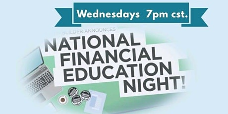 National Financial Education Night tickets