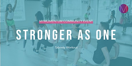 Stronger as One | Tabooty band workout tickets