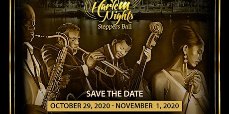 13th Annual Harlem Nights Steppers Ball Tickets tickets