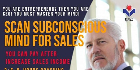 SCAN SUBCONSCIOUS MIND COACHING tickets
