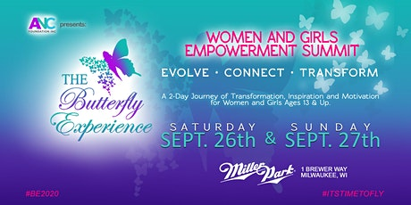 Butterfly Experience 2020 tickets
