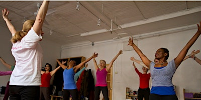 Moving For Life Dance Exercise Class for Breast Ca