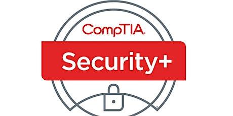 Chula Vista, CA | CompTIA Security+ Certification Training (Sec+), includes Exam Voucher tickets