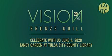IABC/Tulsa 2020 Bronze Quill Awards Ceremony tickets