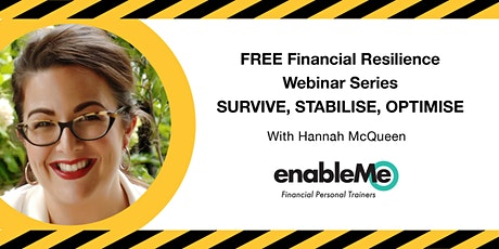 Financial Resilience Amid Covid-19 - Webinar tickets