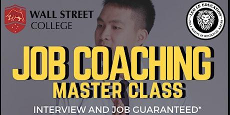 FREE Job Coaching Master Class 2 - Hobart tickets