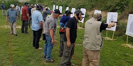 Three-Day Firearms Instructor Development Course (GA) tickets