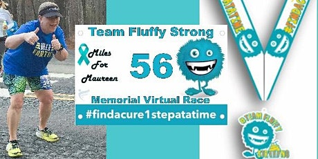 Team Fluffy Strong Miles for Maureen tickets