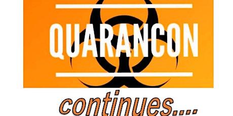 QuaranCon Continues  entradas