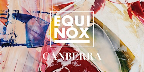 EQUINOX CANBERRA 2020 tickets