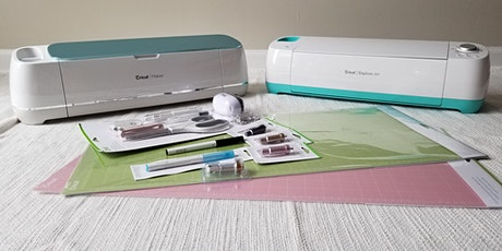 Burlington - Intermediate Cricut Class: Fonts tickets