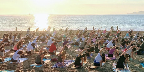 Tuesday Sunset Yoga with Kirin tickets