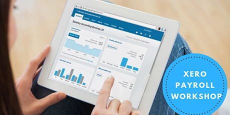Xero Payroll & Reporting Workshop tickets