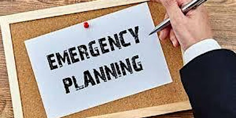 Emergency Planning and Management tickets