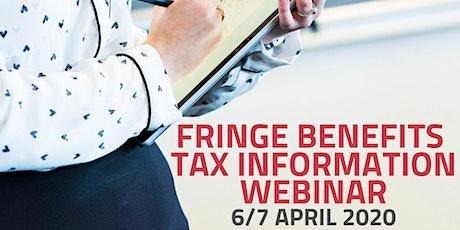 Fringe Benefits Tax Information Online Webinar  Tickets