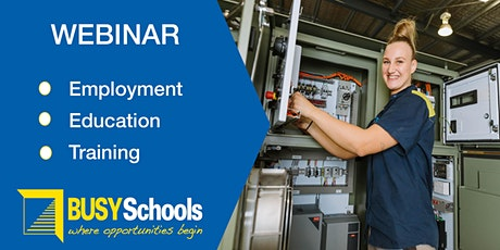 BUSY Schools Cairns Campus - Webinar Information Session tickets