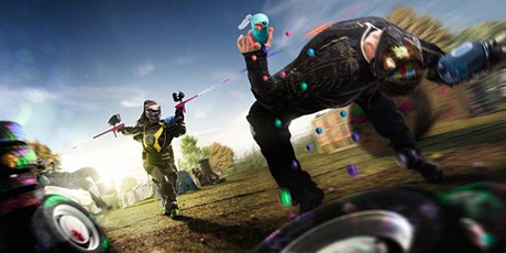 PAINTBALL EXHILARATION!!! tickets