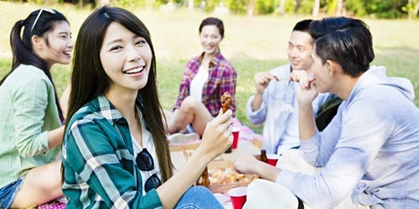 SUNSET PICNIC @ FORT CANNING PARK tickets