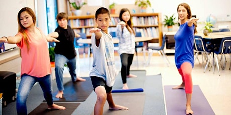 Teenage Yoga Teacher Training - Yoga Ed. Professional Institute 2 tickets