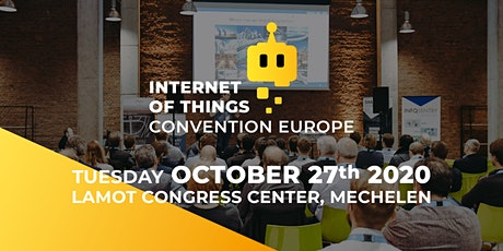 Internet of Things Convention Europe tickets