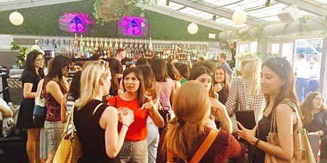 Women ONLY Professional Networking & Sharp Talks @ PhD Rooftop-Downtown tickets