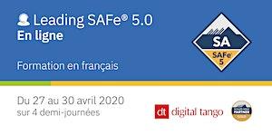 Leading SAFe® avec certification SA 5.0 - Formation en...