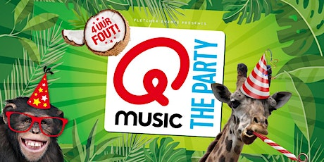Qmusic the Party XL - 4uur FOUT! in Emmen (Drenthe) 05-09-2020 tickets