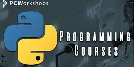 Python Basics in 3 hours.  Code the Hangman Game.  Virtual Classroom. tickets