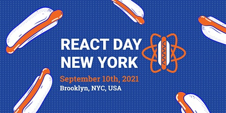 React Day New York 2021 tickets