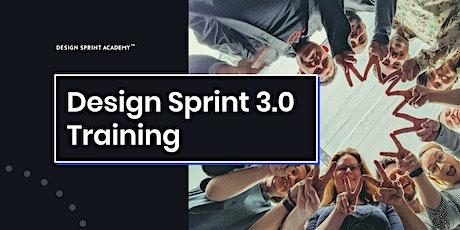 Design Sprint 3.0  Training - Berlin Tickets