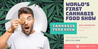 2021 Cannabis Food Show - Visitor Registration Por