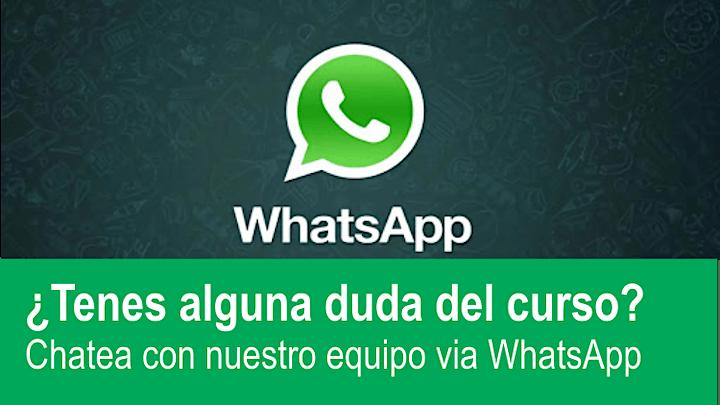 Imagen de WhatsApp Business Marketing - Curso Online