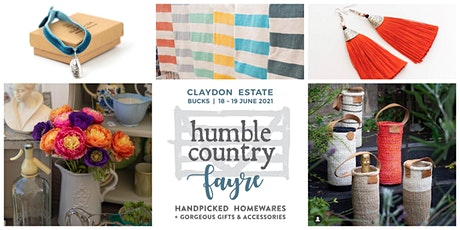 Humble Country Fayre at Claydon Estate tickets