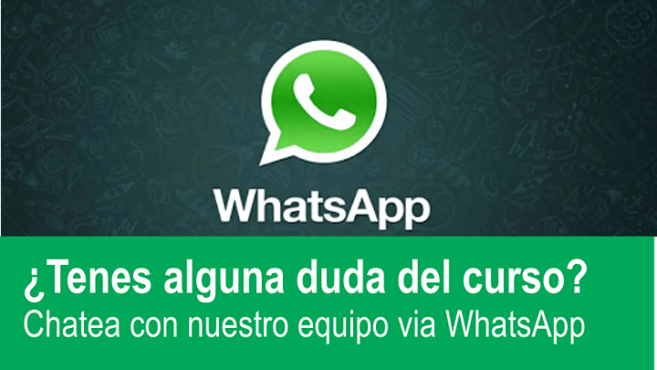Imagen de Curso Online de WhatsApp Marketing