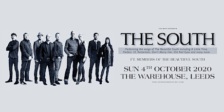 The South ft. Members of The Beautiful South (The Warehouse, Leeds) tickets