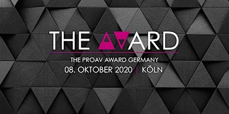 The AVard tickets