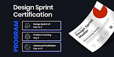 Design Sprint Master Certification Program - Berli