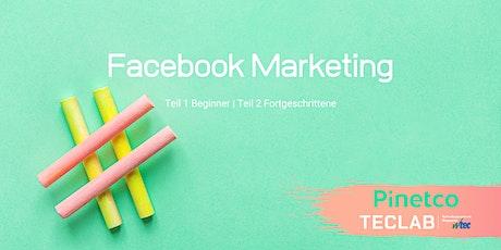 Facebook Marketing für Fortgeschrittene Tickets