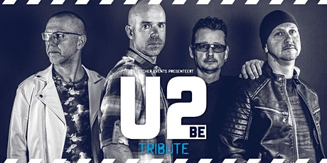 U2BE tribute in Leidschendam (Zuid-Holland) 27-02-2021 tickets
