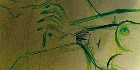 Online  Art Drawing with Rachel Darq tickets